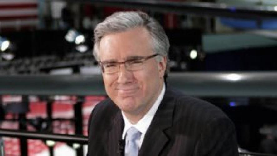 Olbermann next episode air date poster