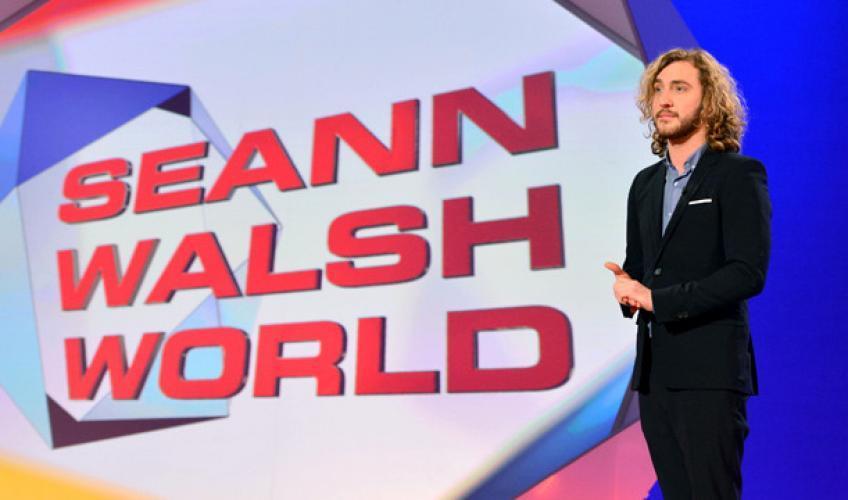 Seann Walsh World next episode air date poster