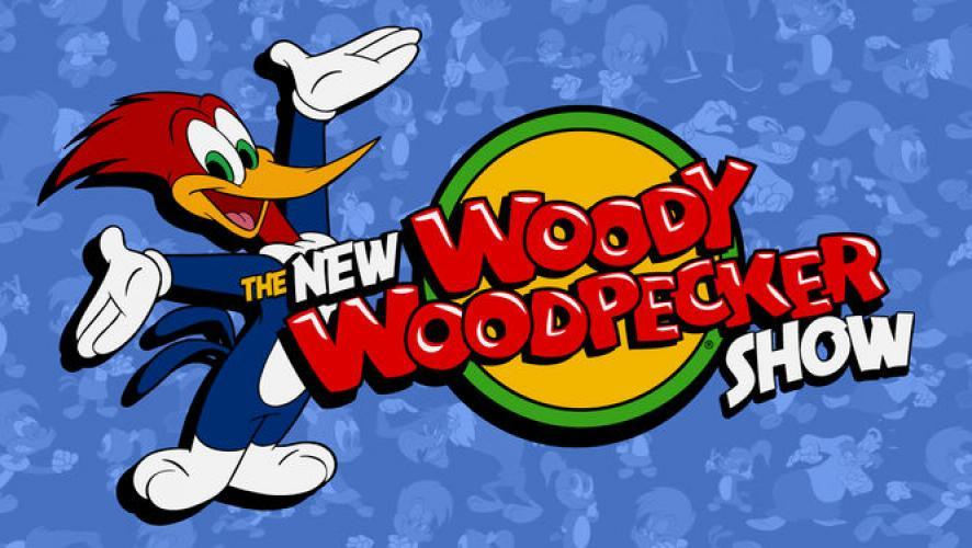The New Woody Woodpecker Show next episode air date poster