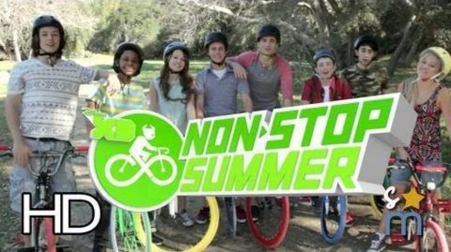 Disney XD Non-Stop Summer next episode air date poster