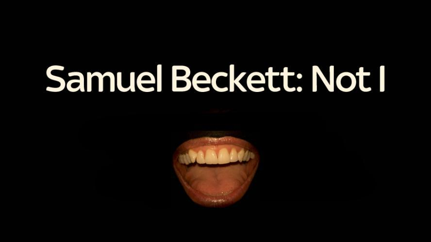 Samuel Beckett: Not I next episode air date poster