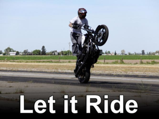 Let It Ride next episode air date poster