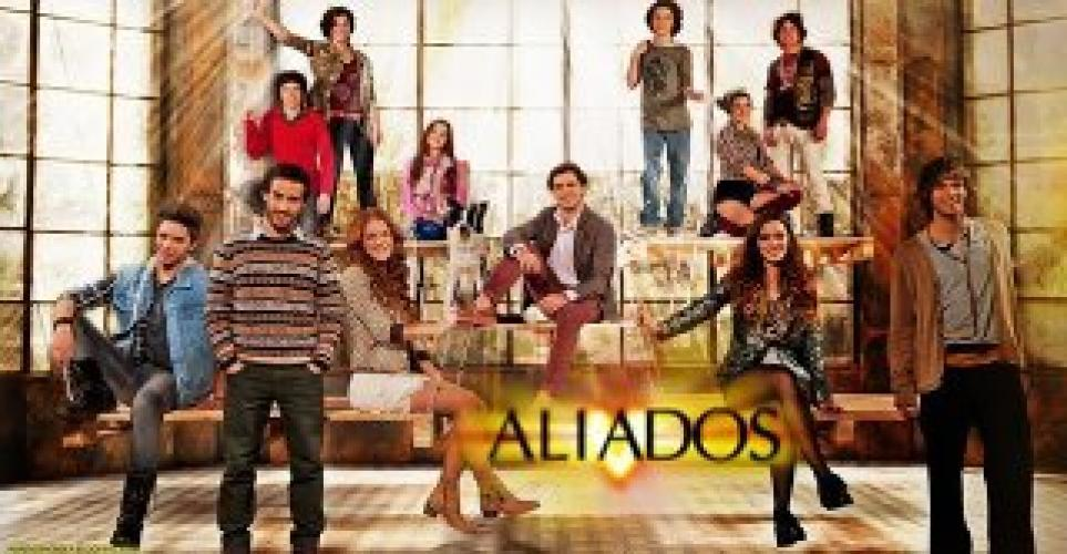 Aliados next episode air date poster