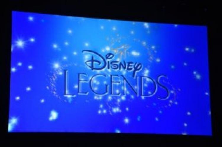 Meet the Disney Legends next episode air date poster