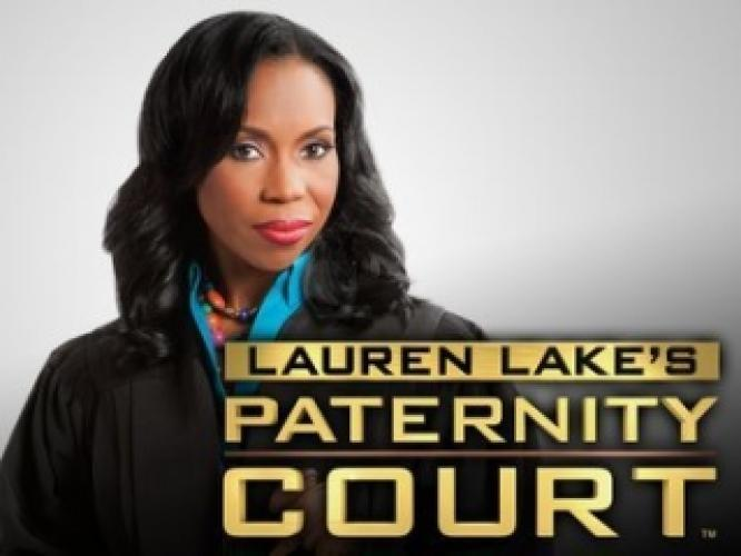 Lauren Lake's Paternity Court next episode air date poster