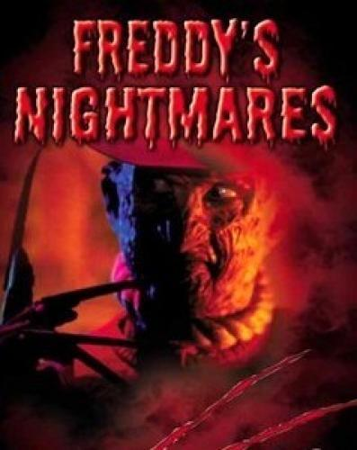 Freddy's Nightmares next episode air date poster