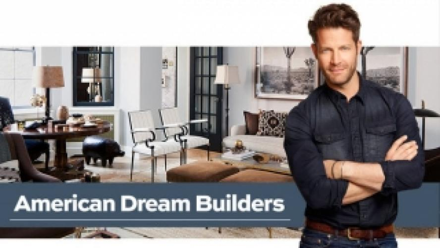 American Dream Builders next episode air date poster
