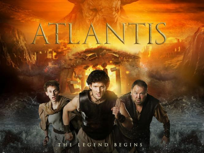 Atlantis next episode air date poster