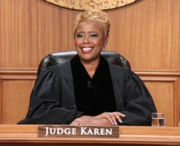 Supreme Justice With Judge Karen Mills next episode air date poster