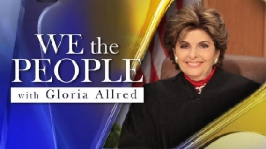 We the People With Gloria Allred next episode air date poster