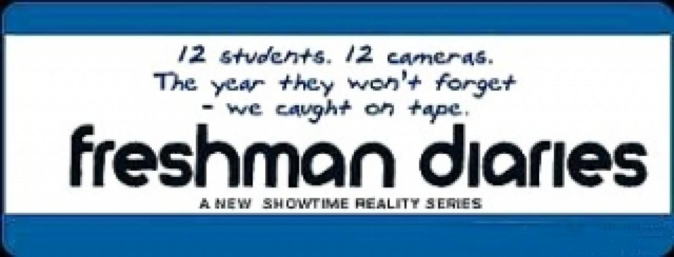 Freshman Diaries next episode air date poster