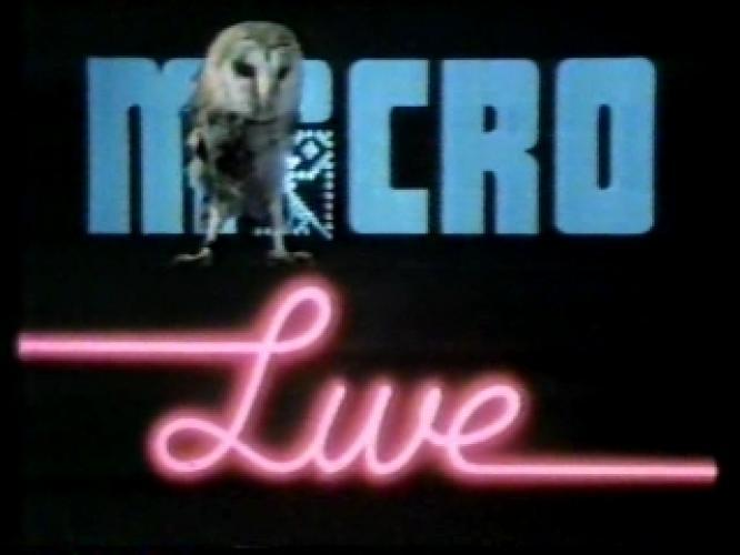 Micro Live next episode air date poster