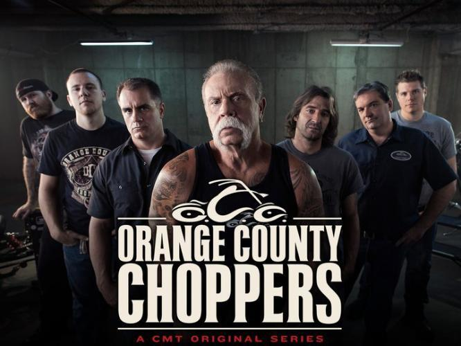 Orange County Choppers next episode air date poster