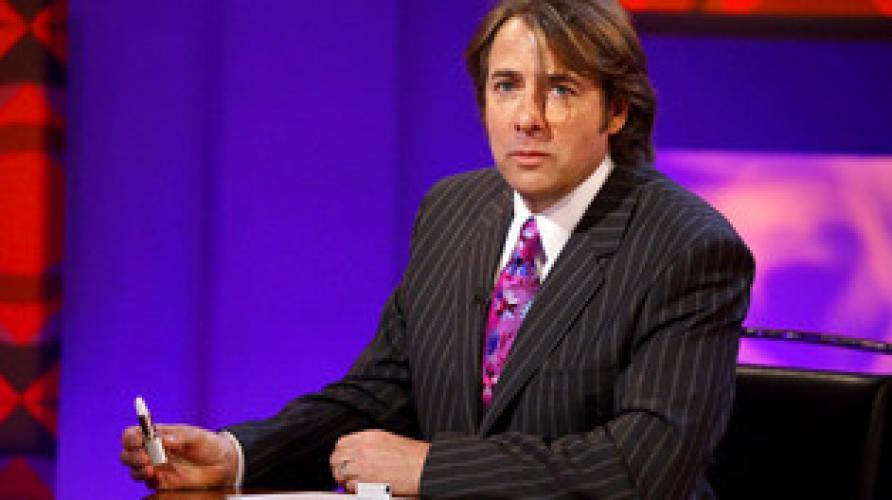 Friday Night with Jonathan Ross next episode air date poster
