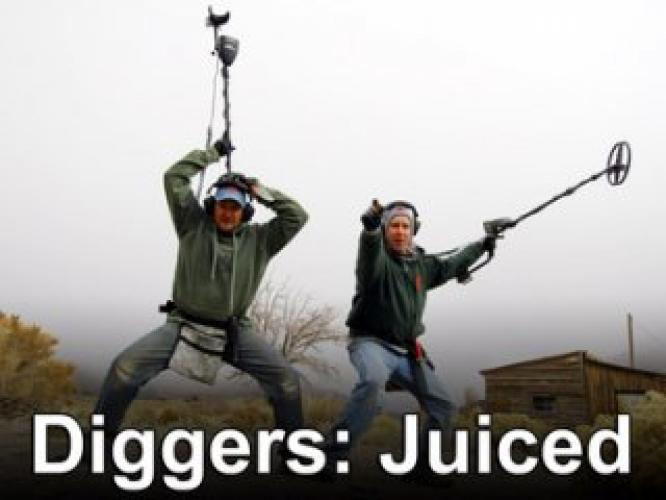 Diggers: Juiced next episode air date poster