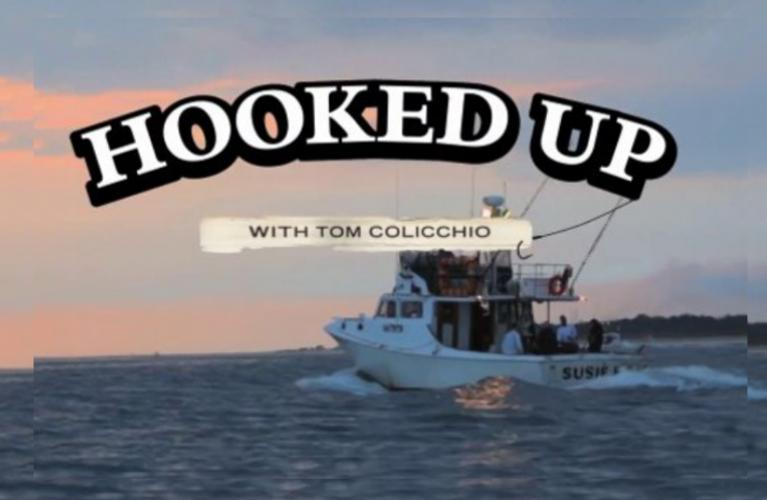 Hooked Up With Tom Colicchio next episode air date poster
