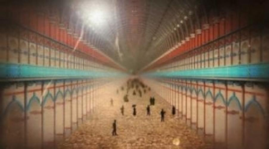 Dreaming The Impossible: Unbuilt Britain next episode air date poster