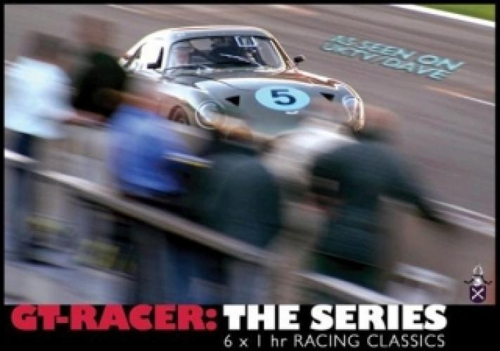 GT Racer: The Series next episode air date poster