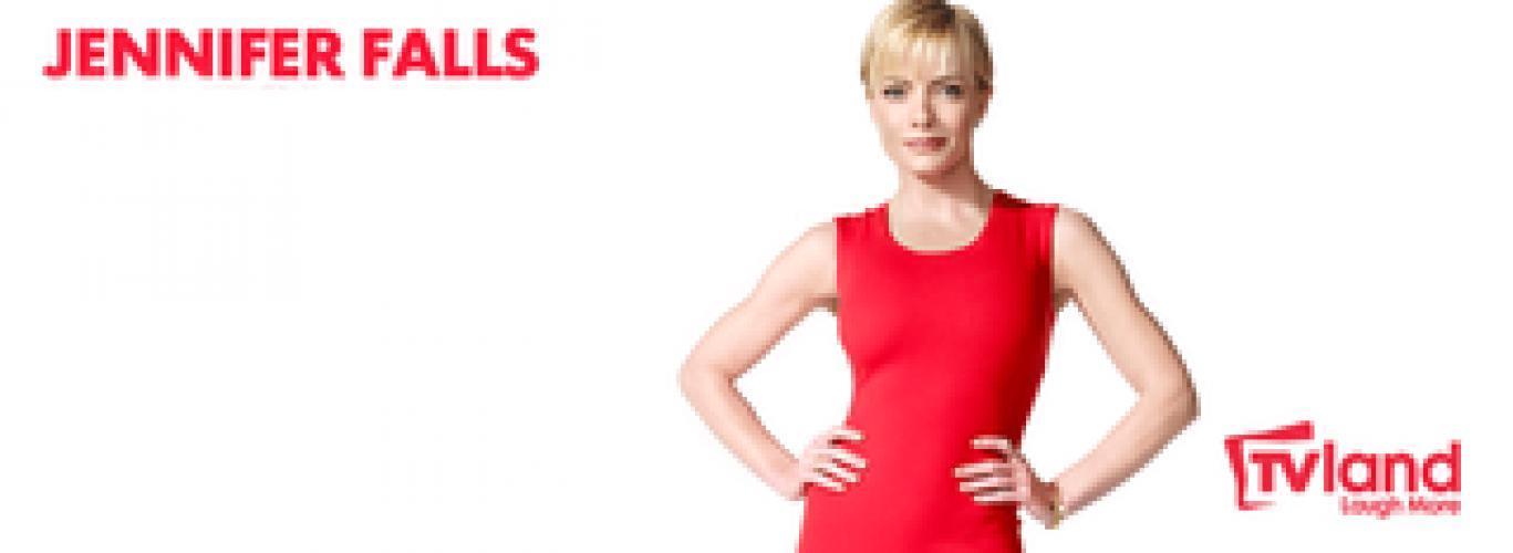 Jennifer Falls next episode air date poster
