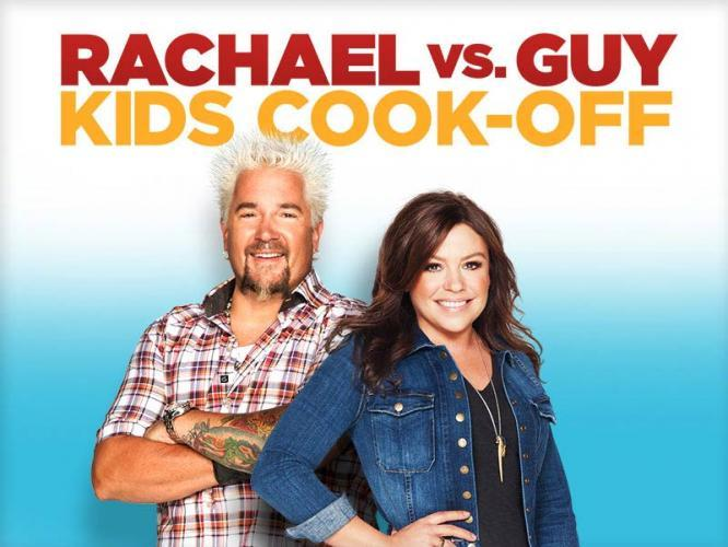 Rachael vs. Guy: Kids Cook-Off next episode air date poster