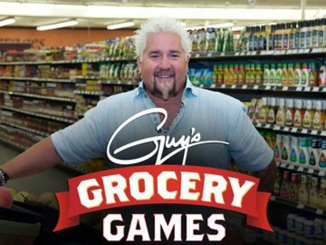 Guy's Grocery Games next episode air date poster