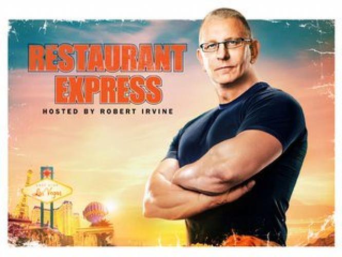 Restaurant Express next episode air date poster