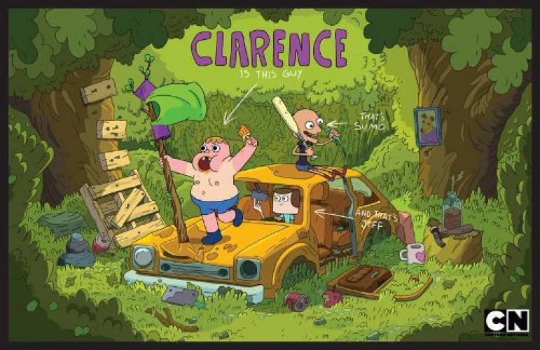Clarence next episode air date poster