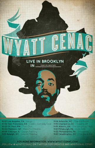 Wyatt Cenac: Live in Brooklyn next episode air date poster