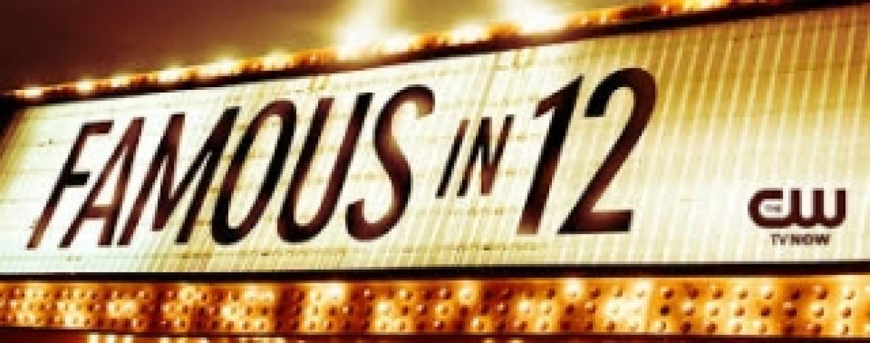 Famous In 12 next episode air date poster