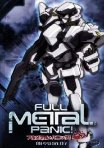 Full Metal Panic! next episode air date poster