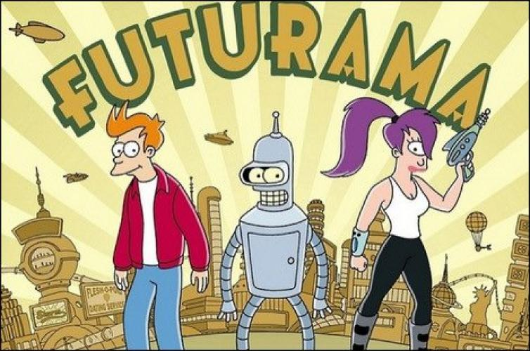 Futurama next episode air date poster