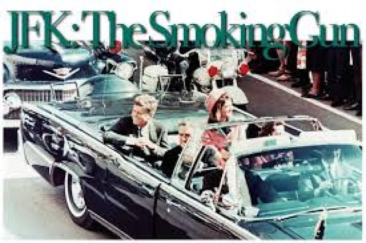JFK: The Smoking Gun next episode air date poster