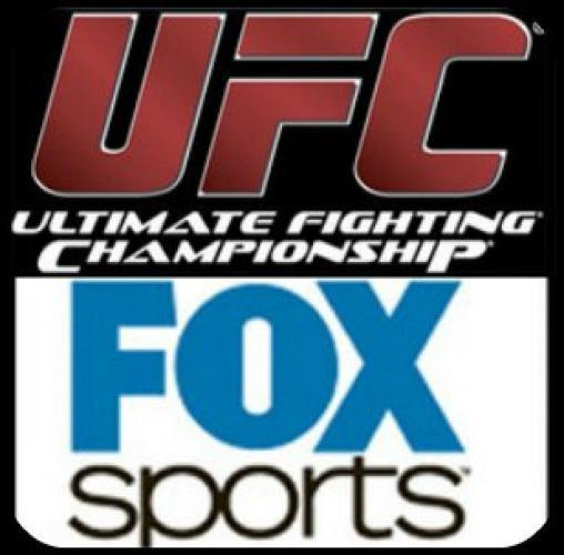 UFC on Fox Sports next episode air date poster