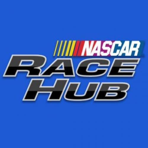 NASCAR Race Hub next episode air date poster