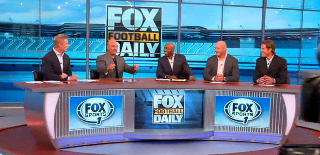 Fox Football Daily next episode air date poster