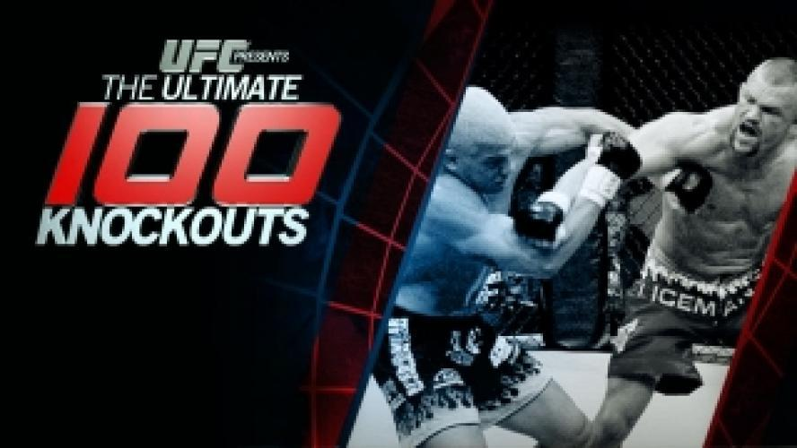 UFC Ultimate Knockouts next episode air date poster