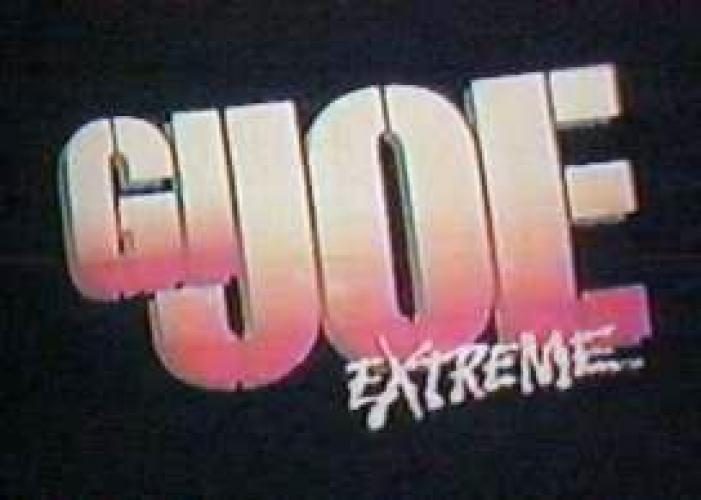 G.I. Joe Extreme next episode air date poster