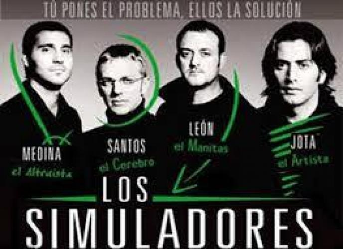 Los Simuladores (2006) next episode air date poster