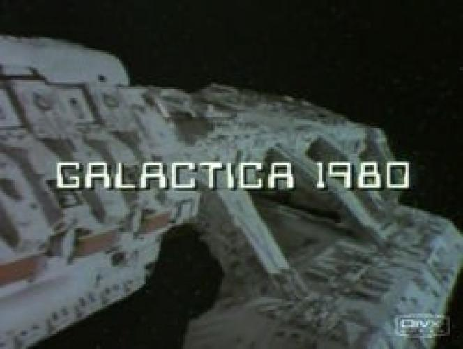 Galactica 1980 next episode air date poster