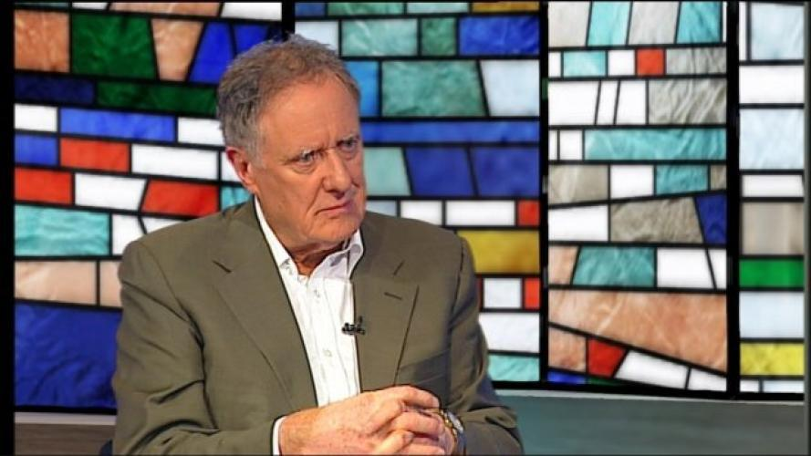 Challenging God with Vincent Browne next episode air date poster