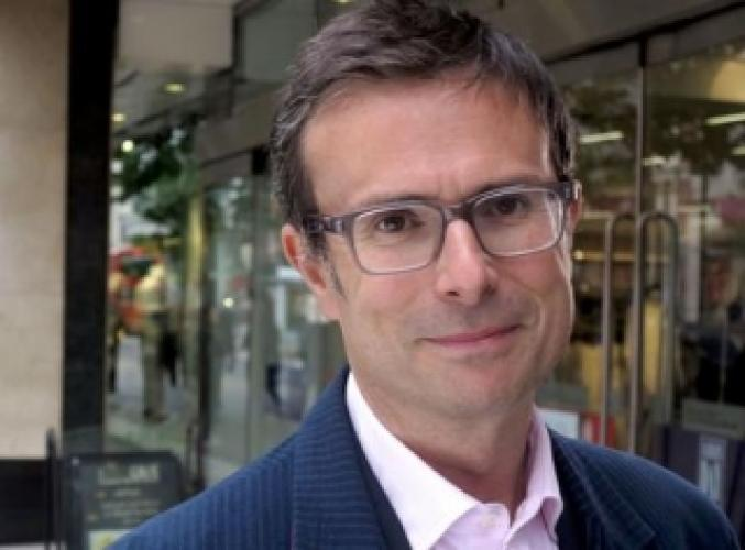 Robert Peston Goes Shopping next episode air date poster