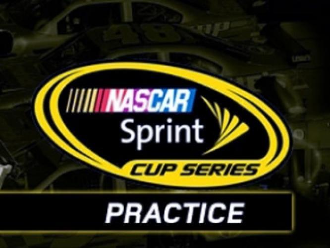 NASCAR Sprint Cup Practice next episode air date poster