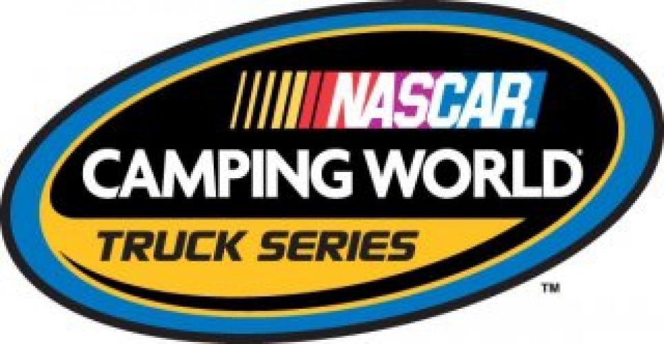 NASCAR Camping World Truck Series Racing next episode air date poster