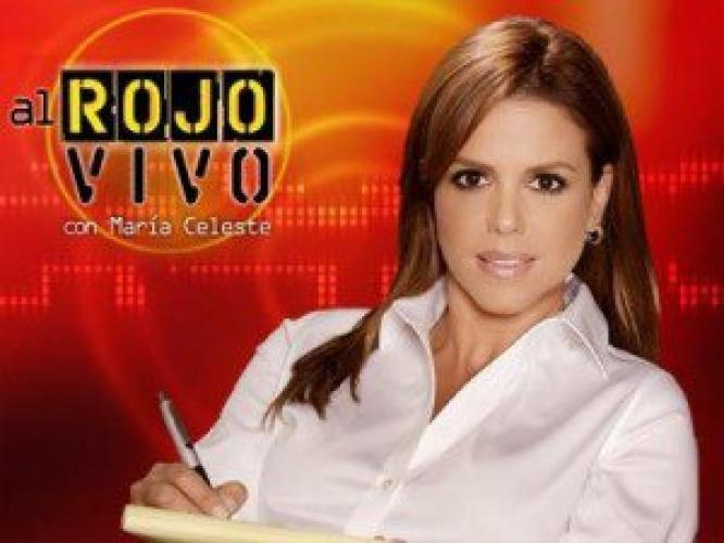 Al rojo vivo con María Celeste next episode air date poster