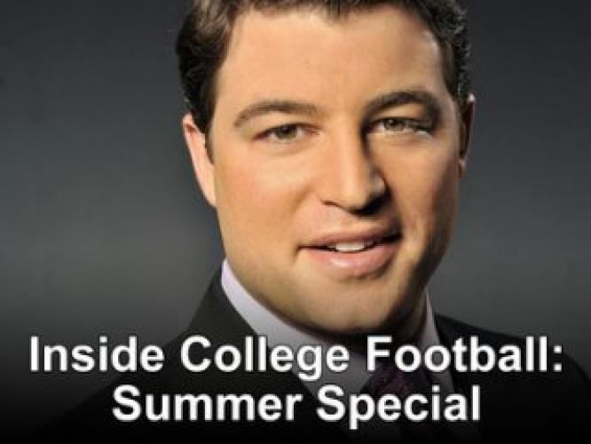 Inside College Football next episode air date poster