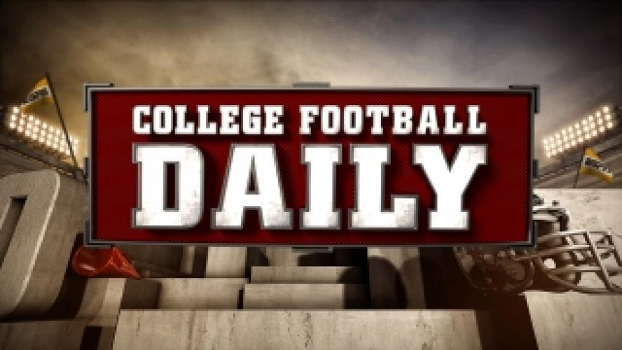 CFB Daily next episode air date poster