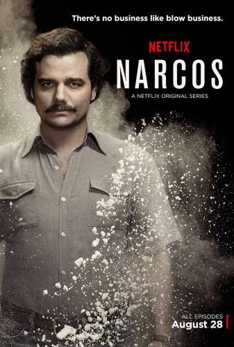 Narcos next episode air date poster