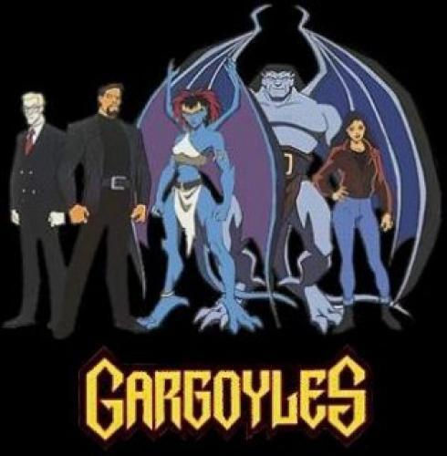Gargoyles next episode air date poster