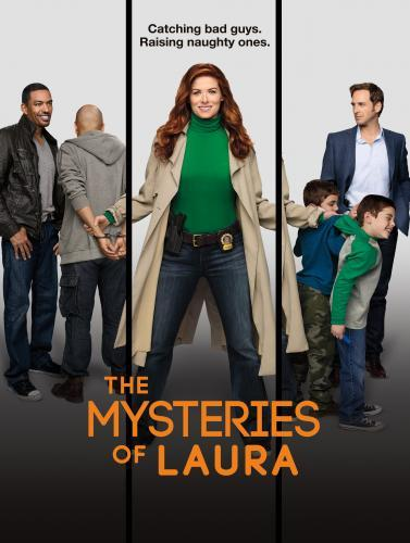 The Mysteries of Laura next episode air date poster