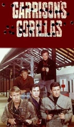Garrison's Gorillas next episode air date poster